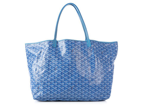 Goyard Blue Saint-Louis GM