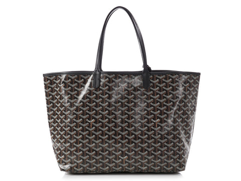 Goyard Black Saint Louis PM