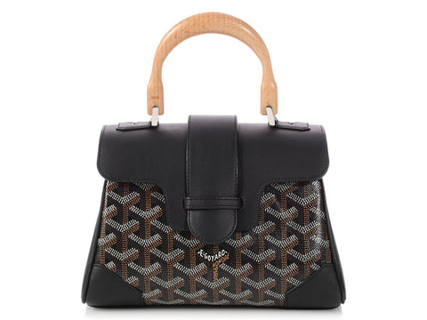 Goyard Mini Black Saigon