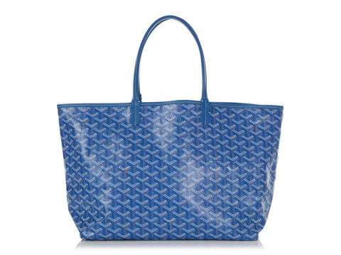 Goyard Blue Saint-Louis PM
