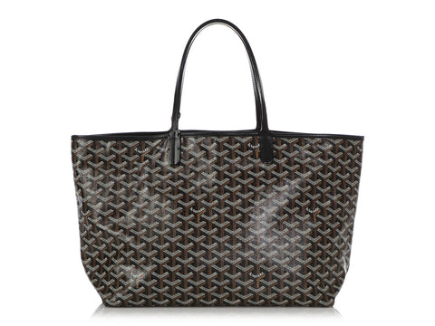 Goyard Black Saint-Louis PM