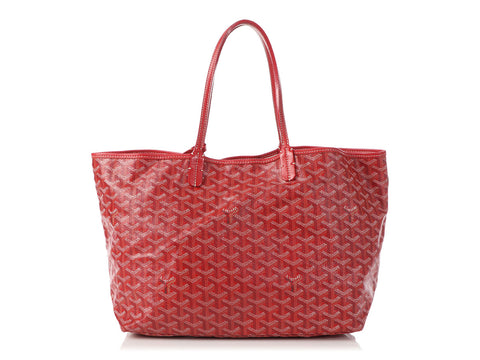 Goyard Red Saint-Louis PM