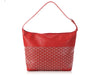 Goyard Red Grenadine Hobo