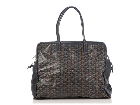 Goyard Black Sac Hardy PM