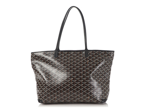Goyard Black Artois MM
