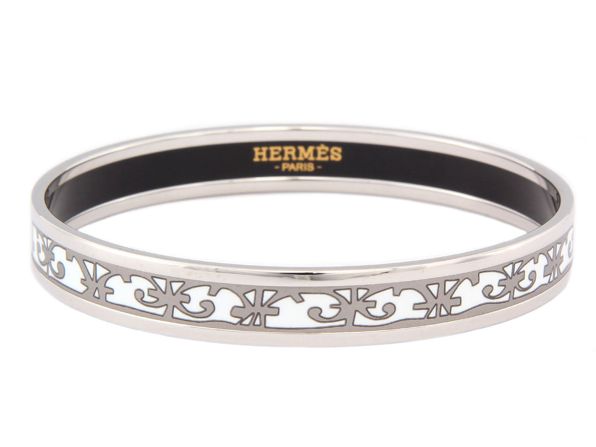Hermès Narrow Balcon du Guadalquivir Bangle