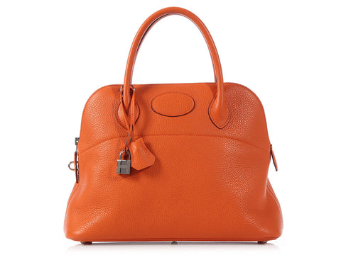 Hermès Orange Bolide 31