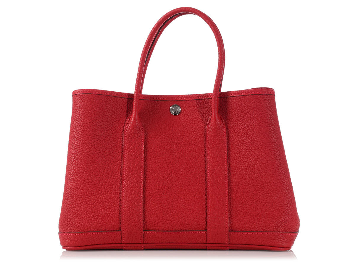 Hermès Rouge Piment Garden Party TPM
