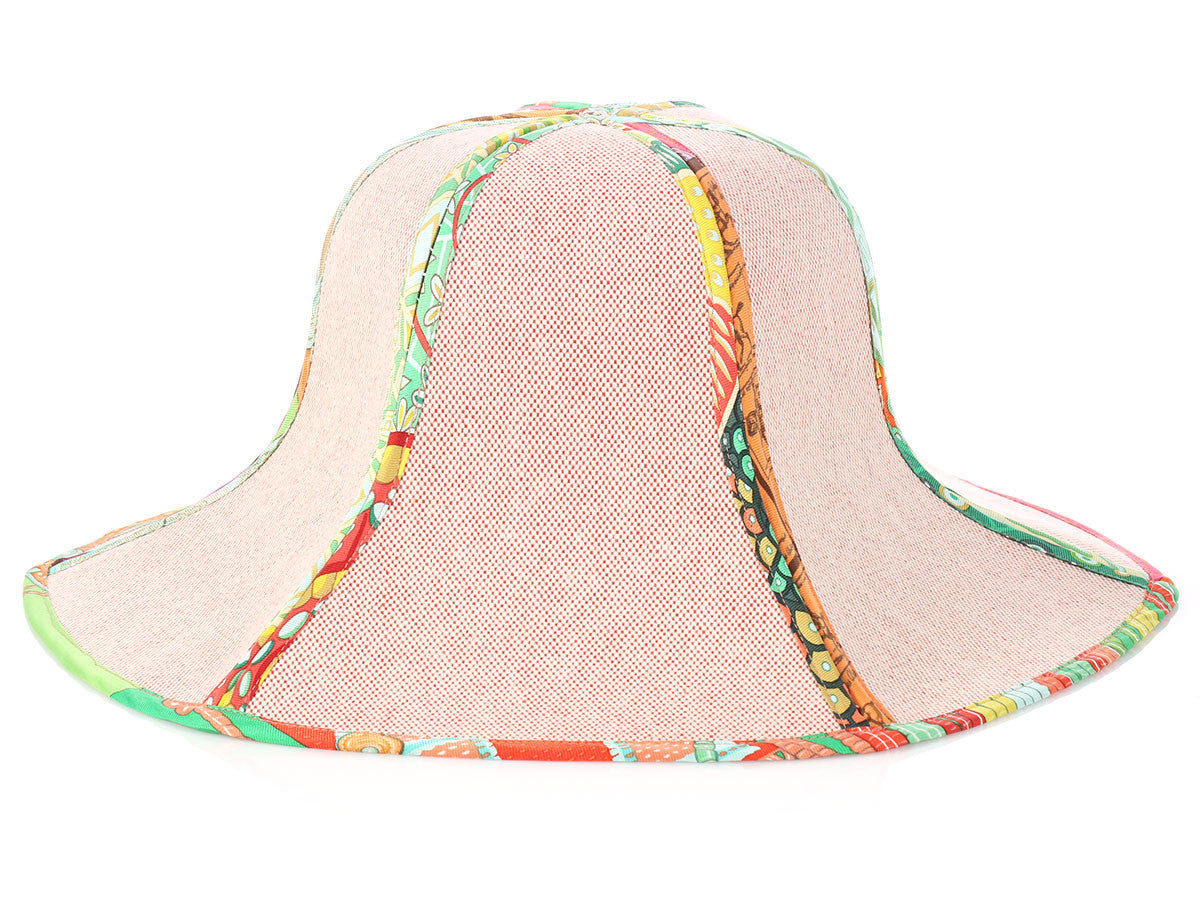 Hermès Petit H Folding Hat