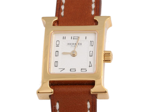 Hermès H Heure Ladies Watch TPM