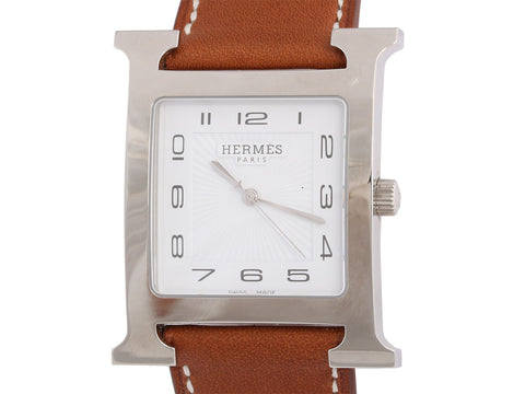 Hermès Ladies H Heure Watch GM