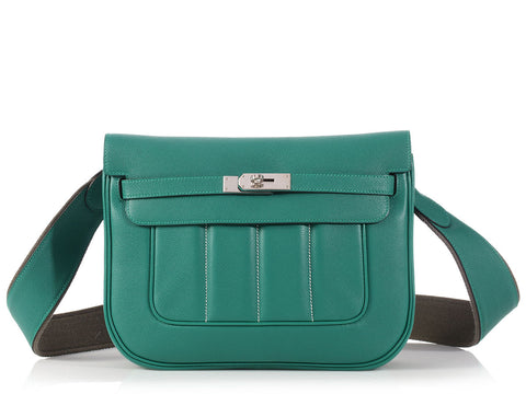 Hermès Malachite Berline 28