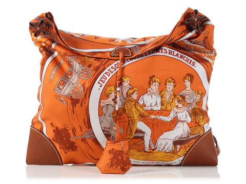 Hermès Silky City 33