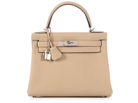 Hermès Trench Kelly 28