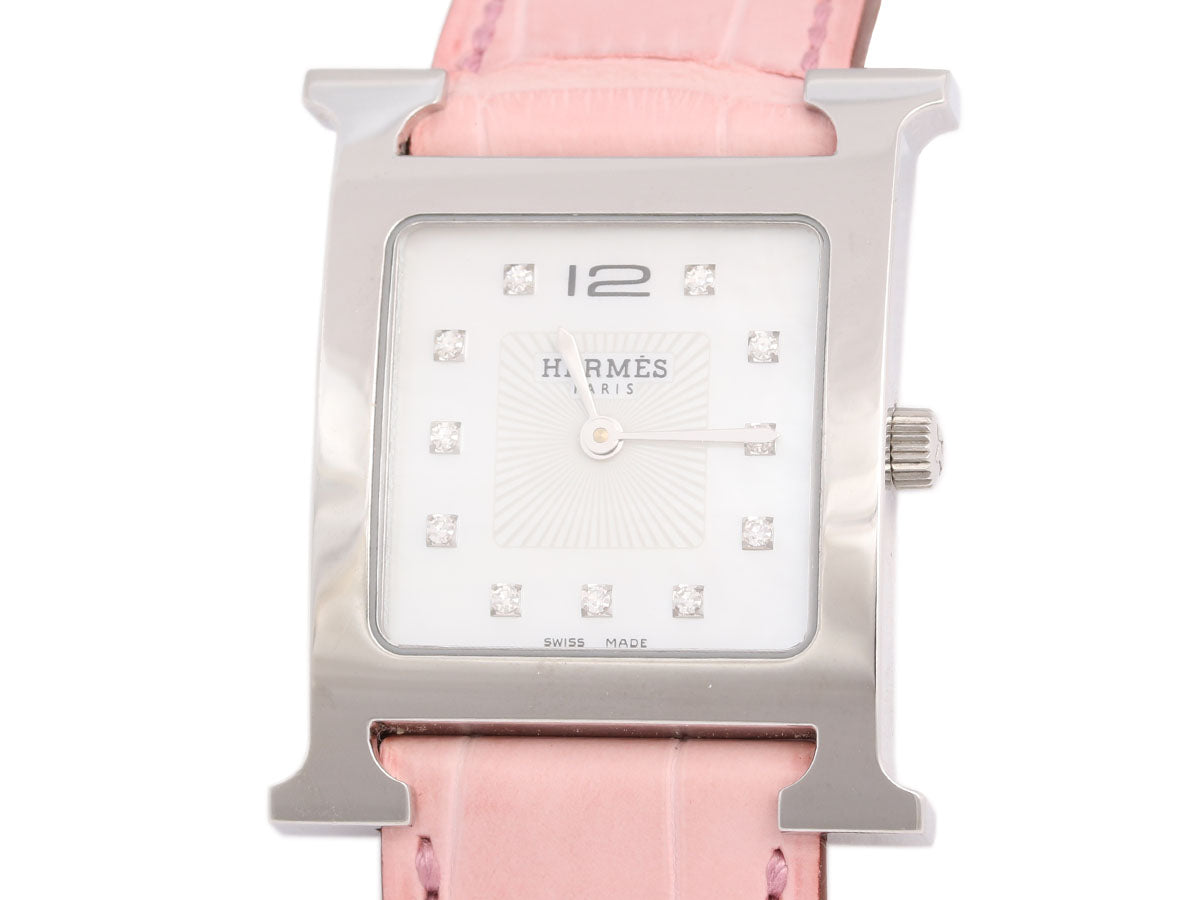 Hermès H Hour Watch MM
