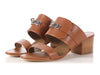 Hermès Brown Ovation Sandals