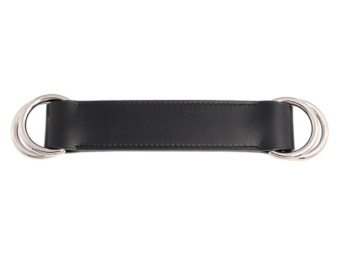 Hermès Black Little Romance Belt