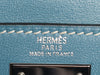 Hermès Blue Jean Kelly 28