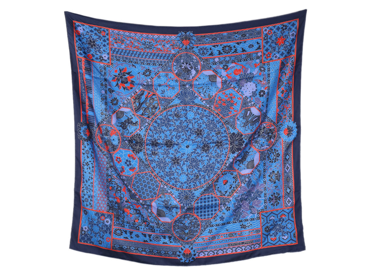 Hermès Collections Imperiales Silk Scarf 90cm