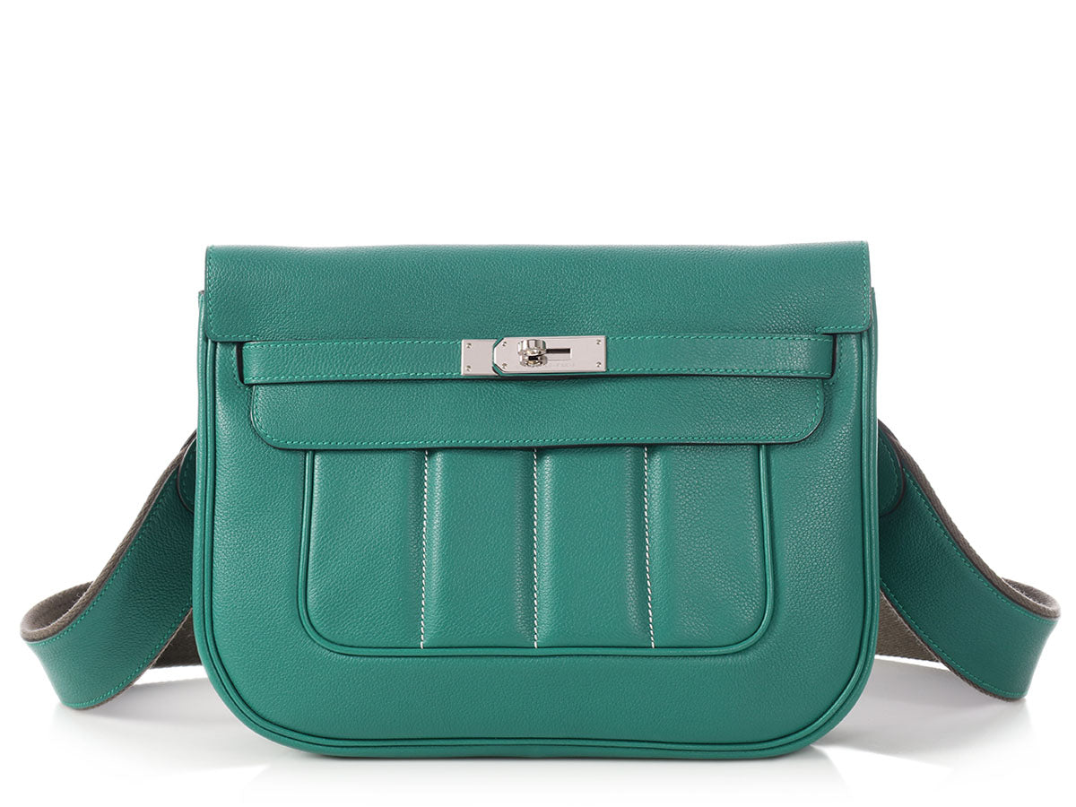 Hermès Malachite Swift Berline 28