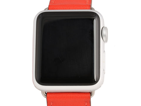 Hermès Apple Series 1 Double Tour Watch 38mm