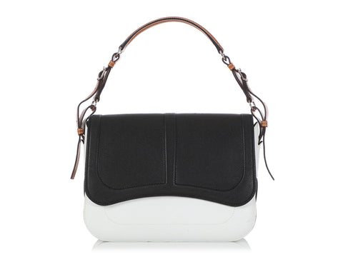 Hermès Tricolor Harnais Shoulder Bag