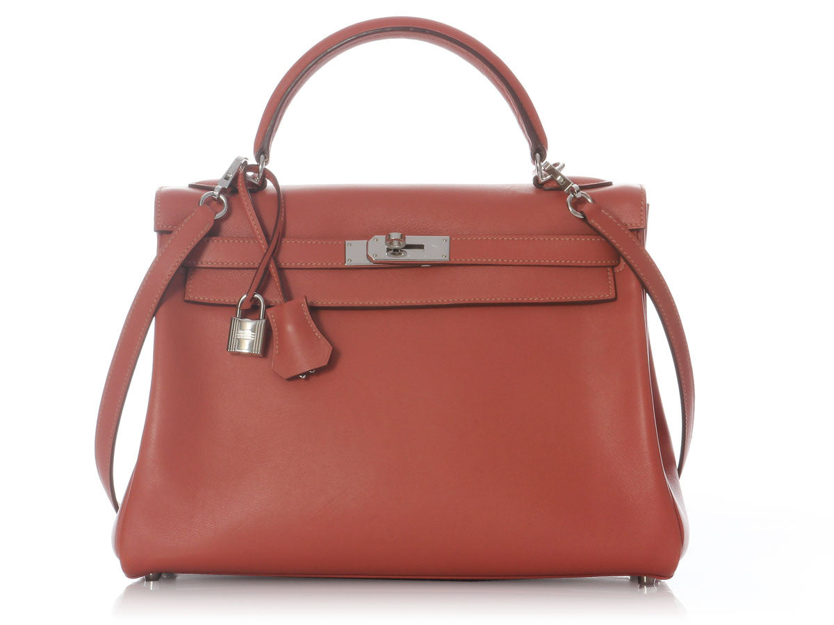 Hermès Rose Kelly 32