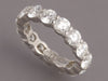 Harry Winston Platinum Diamond Eternity Band