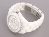 Chanel White Diamond J12 Watch