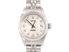 Rolex Ladies Diamond Datejust Watch 26