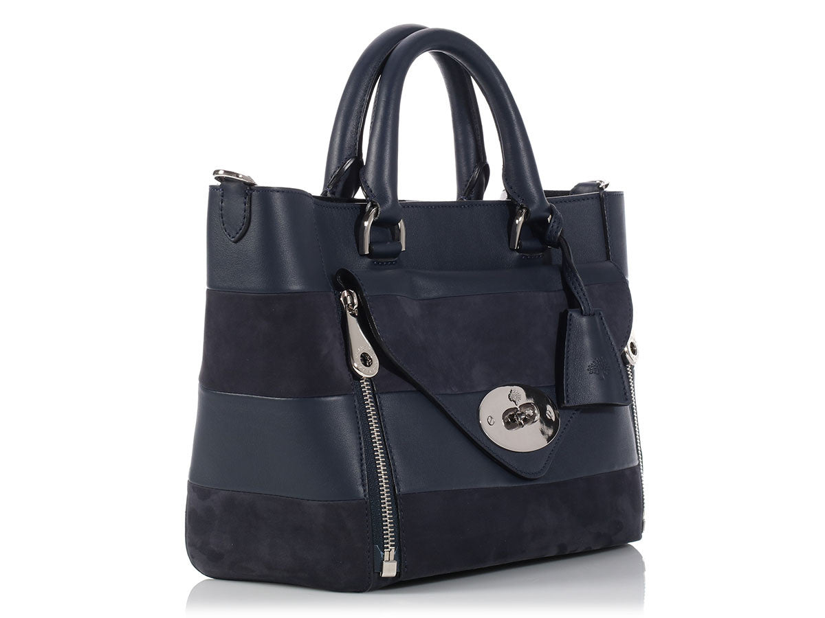0d75492601 ... low cost mulberry midnight willow tote add1f e57ba