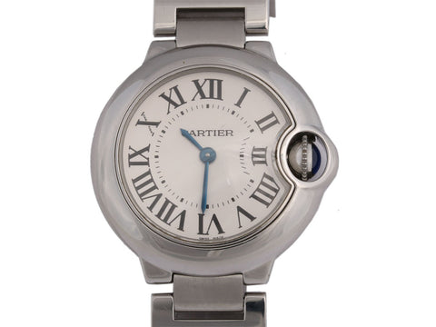 Cartier Ladies Bleu Ballon Watch