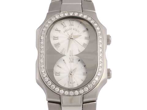 Philip Stein Diamond Teslar Watch