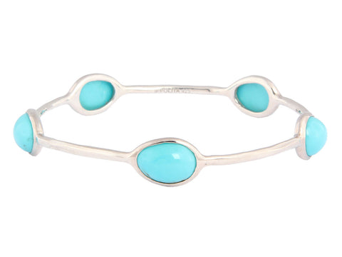 Ippolita Turquoise Rock Candy Bangle