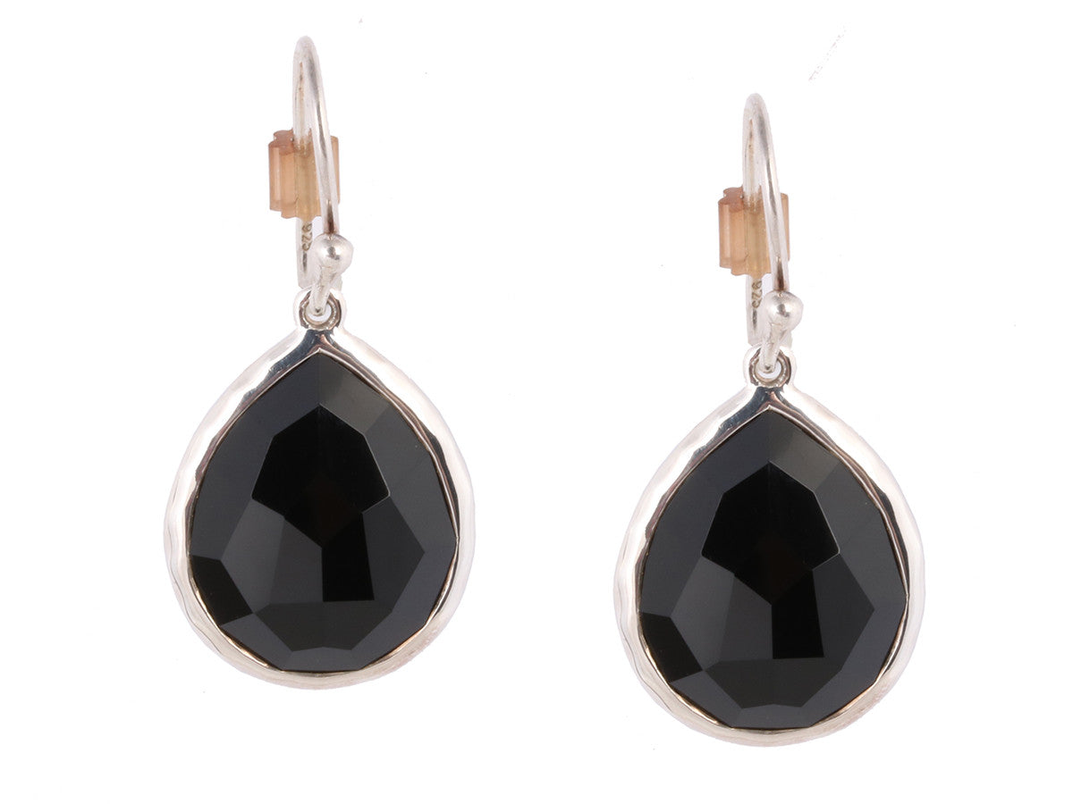 Ippolita Medium Onyx Rock Candy Earrings