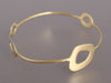 Ippolita Asymmetrical Gold Bangle