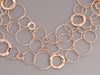 Ippolita Rose Gold Glamazon Multi-Link Necklace