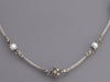 John Hardy Sterling Silver and 18K Yellow Gold Sautoir Jaisalmer Pearl Station Necklace