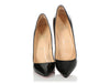 Christian Louboutin Black Patent Pigalle 120 Pumps