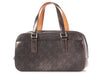Louis Vuitton Black Monogram Mat Shelton