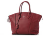 Louis Vuitton Griotte Soft Lockit PM