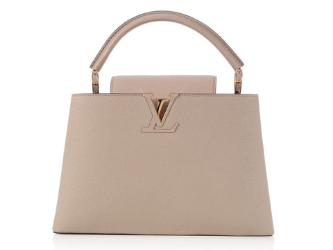 Louis Vuitton Galet Capucines PM