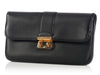 Louis Vuitton Black SC Sling Clutch GM