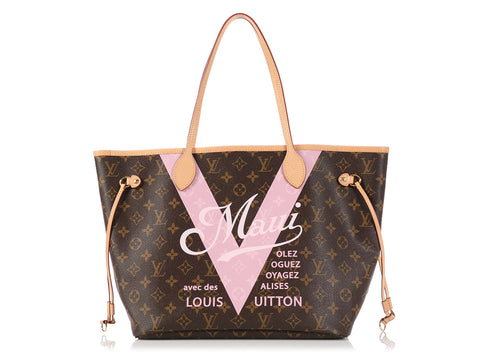 Louis Vuitton Maui Neverfull MM