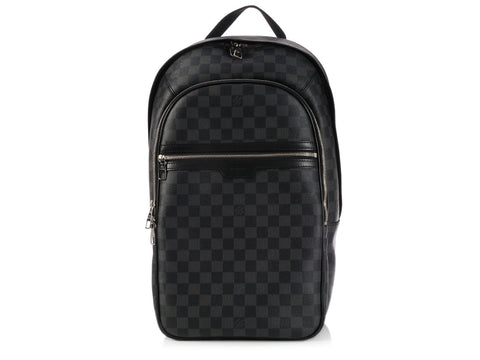Louis Vuitton Damier Graphite Michael Backpack