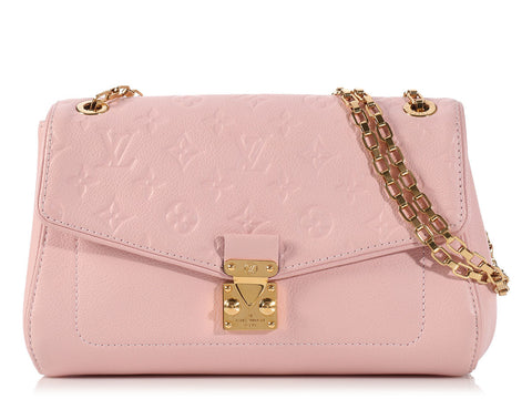 Louis Vuitton Pink Empreinte St. Germain PM