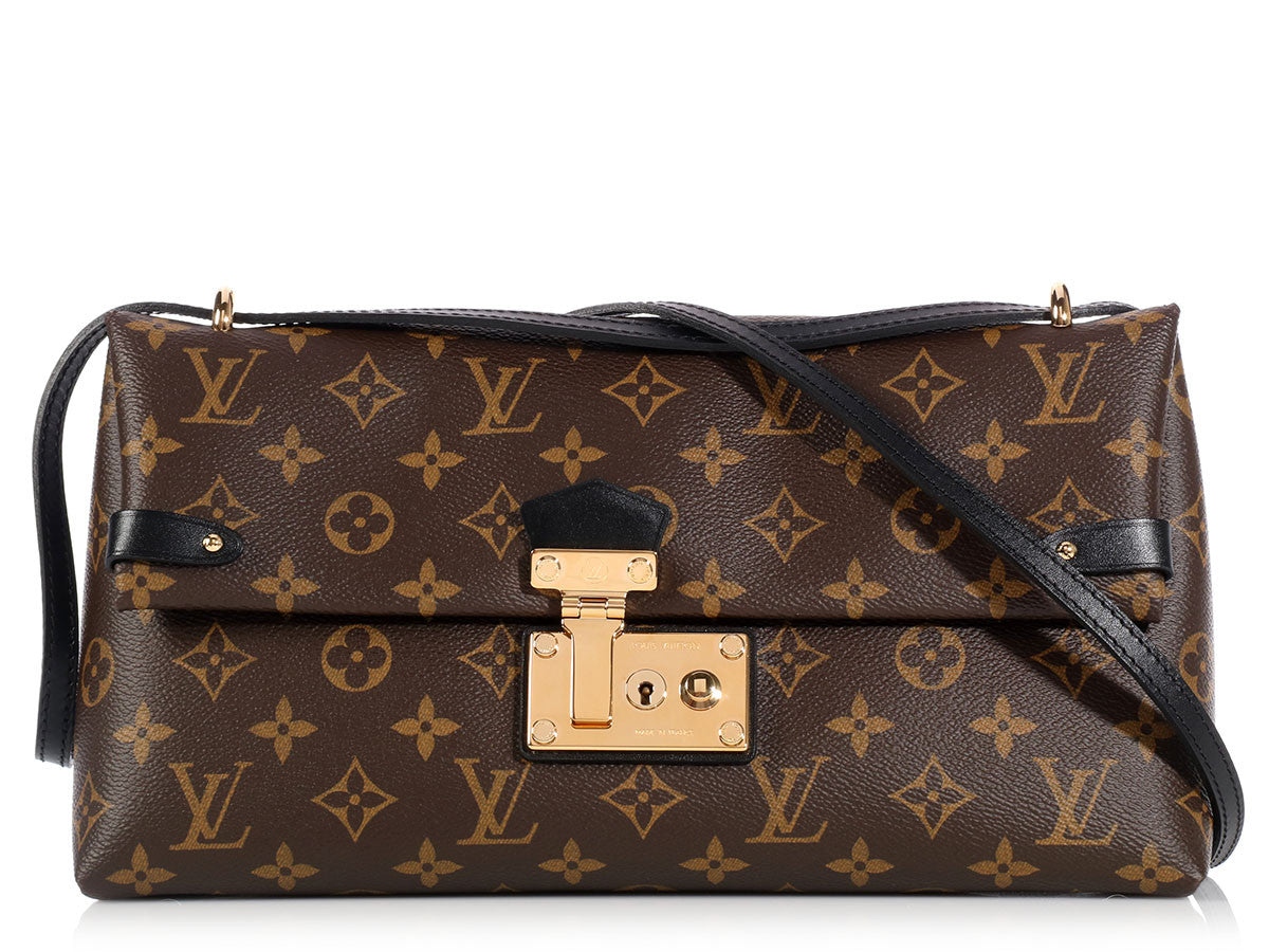 Louis Vuitton Monogram Sac Triangle PM