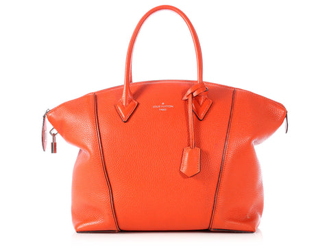 Louis Vuitton Clementine Soft Lockit MM