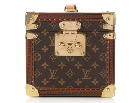 Louis Vuitton Monogram Boite Falcon Train Case