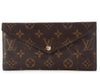 Louis Vuitton Monogram Origami Long Wallet